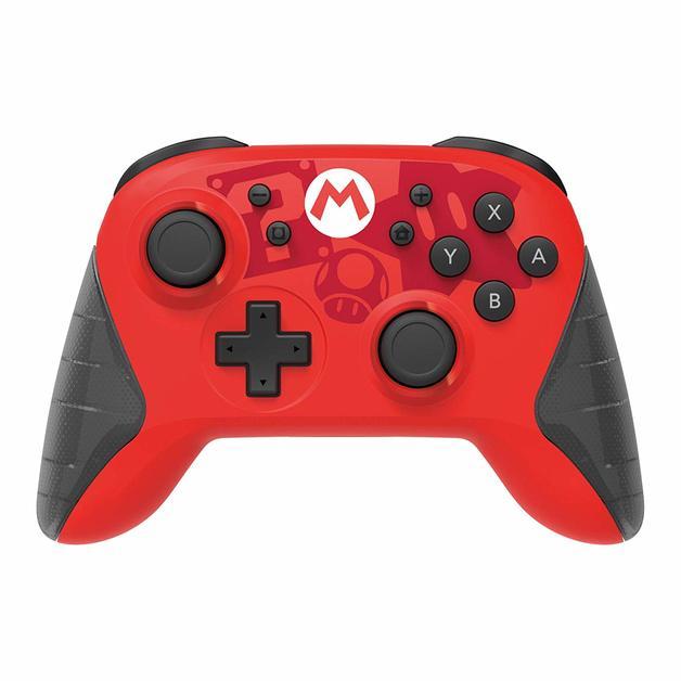 Hori Nintendo Switch Wireless Horipad (Mario) for Switch