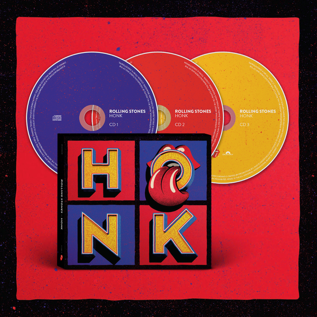HONK by The Rolling Stones