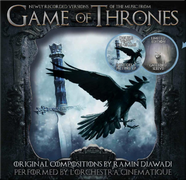 Game of Thrones Volume 2 by Ramin Djawadi