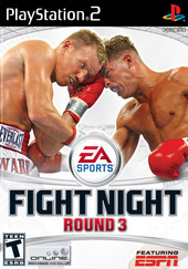 Fight Night Round 3 for PlayStation 2