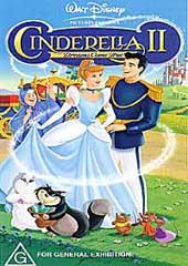 Cinderella II: Dreams Come True (2002) on DVD