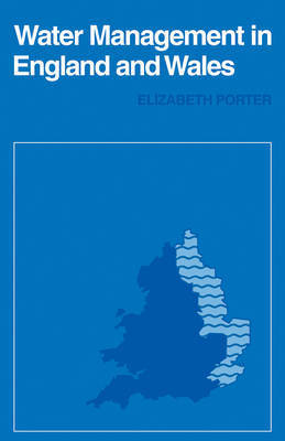 Cambridge Geographical Studies: Series Number 10 by Elizabeth Porter