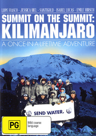 Summit On the Summit: Kilimanjaro on DVD