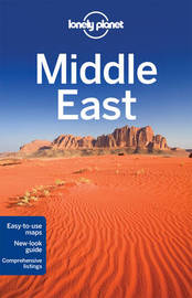 Lonely Planet Middle East by Lonely Planet