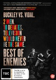 Best Of Enemies on DVD
