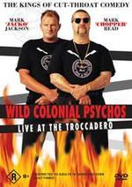 Chopper And Jacko Live At The Troccadero on DVD