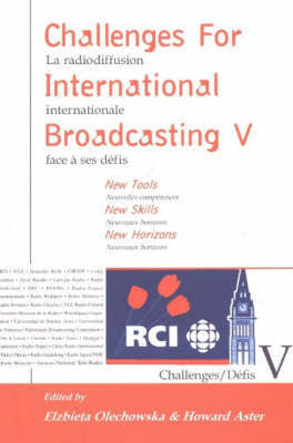Challenges for International Broadcasting: No. 5