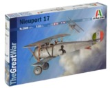 Italeri: 1/32 Nieuport 17 - Model Kit
