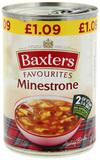 Baxter's Minestrone Soup 400g