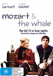 Mozart And The Whale on DVD