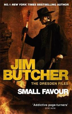 Small Favour (Dresden Files #10) by Jim Butcher