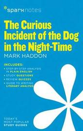 The Curious Incident of the Dog in the Night-Time (SparkNotes Literature Guide) by Sparknotes