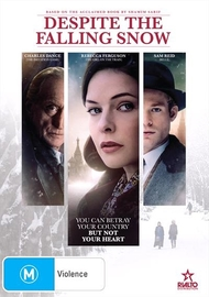 Despite the Falling Snow on DVD image