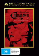 Chinatown - Special Collector's Edition (Academy Award Winning Collection) on DVD