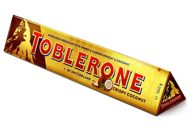 Toblerone Coconut Chocolate Bar (360g)