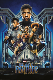 Black Panther (One Sheet) (772)
