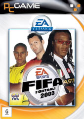 FIFA 2003 (Classics) for PlayStation 2