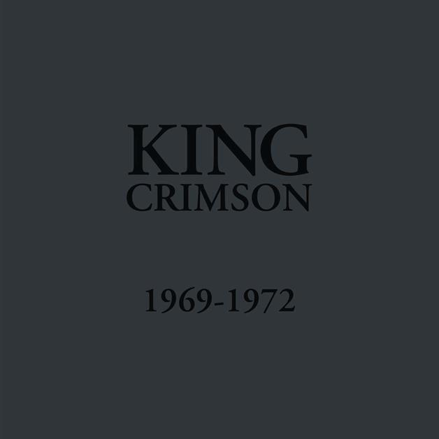 1969 – 1972 – Limited Edition Vinyl Boxed Set by King Crimson