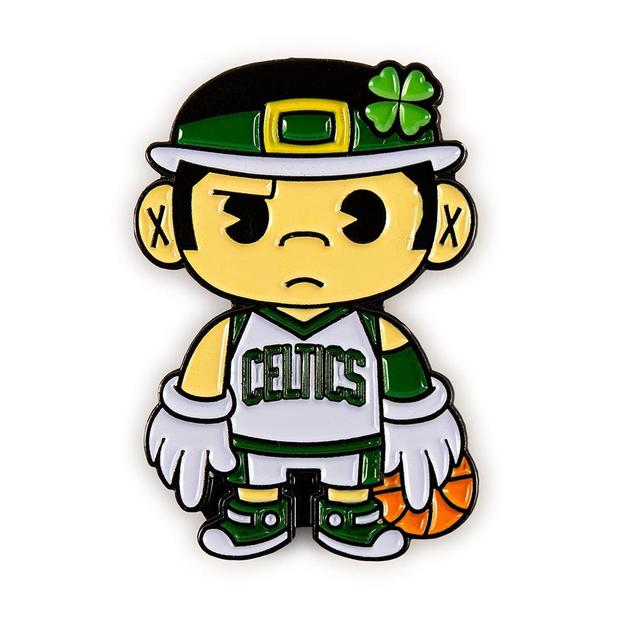 NBA: Boston Celtics - Lucky Mascot Enamel Pin