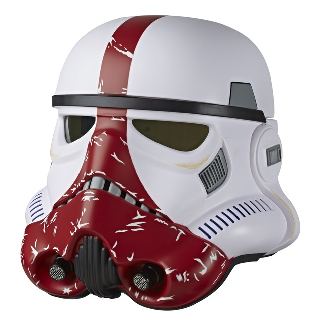 Star Wars: Black Series Helmet - Incinerator Stormtrooper