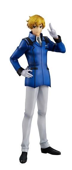 GGG Gundam 00: Graham Aker - PVC Figure