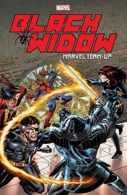 Black Widow: Marvel Team-up image