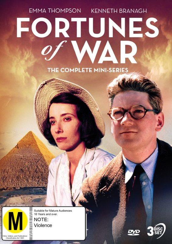 Fortunes of War (Mini Series) on DVD