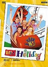 Hi-5 - Holiday on DVD