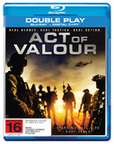 Act of Valour - Double Play (Blu-ray + Digital Copy) on Blu-ray