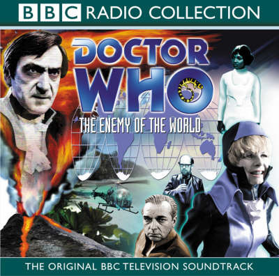 Doctor Who: The Enemy of the World: Enemy of the World: Starring Patrick Troughton
