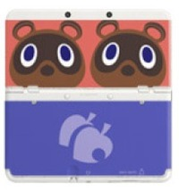 New Nintendo 3DS Cover Plates - No. 08 (Timmy and Tommy) for Nintendo 3DS
