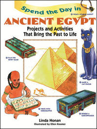 Spend the Day in Ancient Egypt by Linda Honan image