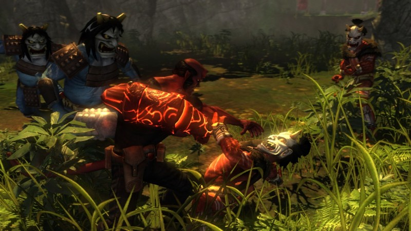 Hellboy: The Science of Evil for Xbox 360 image