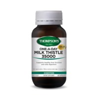 Thompsons One-A-Day Milk Thistle 35000mg (60 Capsules)