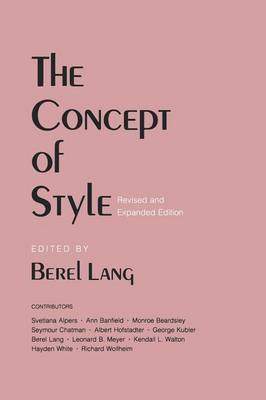 The Concept of Style image