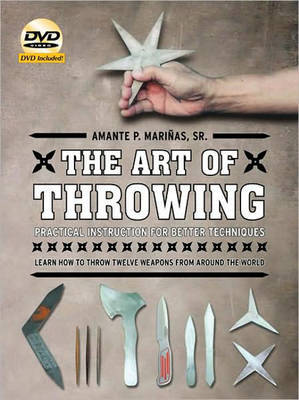 The Art of Throwing by Amante P. Marinas image