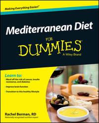 Mediterranean Diet For Dummies by Rachel Berman
