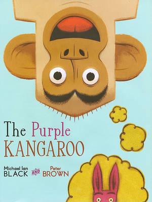 The Purple Kangaroo by Michael Ian Black image