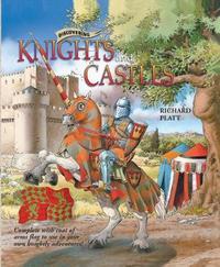 Discovering Knights & Castles by Richard Platt image