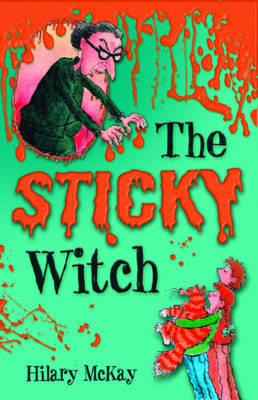 The Sticky Witch by Hilary McKay image