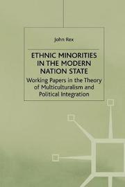 Ethnic Minorities in the Modern Nation State by John Rex image