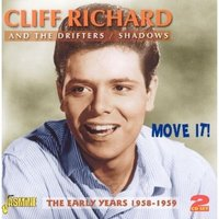 Move It! The Early Years 1958-1959 (2CD) by Cliff Richard