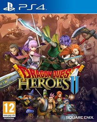 Dragon Quest Heroes II for PS4