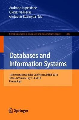 Databases and Information Systems image