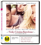 Vicky Cristina Barcelona on Blu-ray
