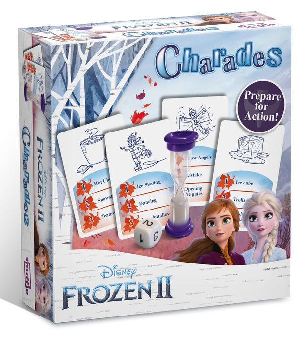 Disney: Frozen II - Charades Game