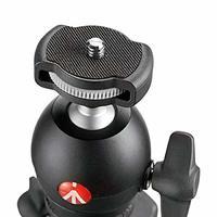Manfrotto MF Compact Light Tripod Black Ball Head image