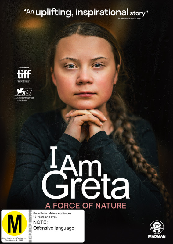 I Am Greta on DVD