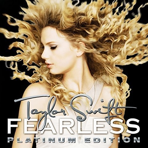 Fearless - Platinum Edition by Taylor Swift