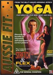 Aussie Fit - Yoga on DVD